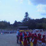 鼓笛パレードのリハーサル!!