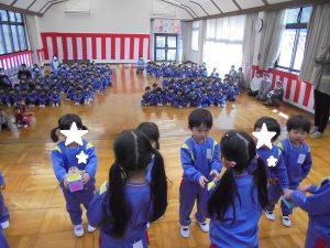 卒園おめでとう!!