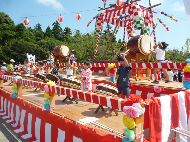 夏祭り2(7月)