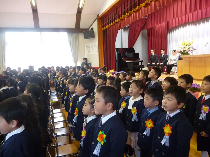 卒園式2(3月)